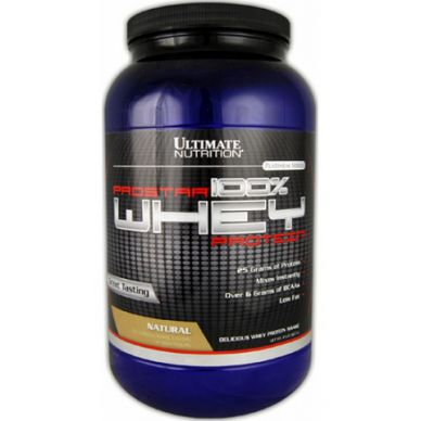 Протеин ULTIMATE NUTRITION Prostar Whey - 0,9 кг