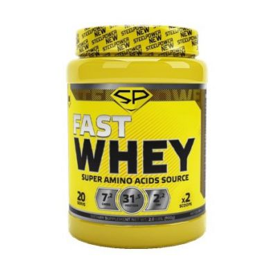 Протеин Steel Power Fast Whey - 0,9 кг