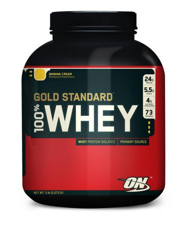 Протеин ON 100 % Whey Gold standard - 2,2 кг