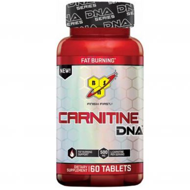 L-карнитин BSN L-Carnitine DNA - 60 капсул