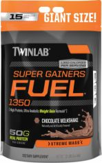 Гейнер TWINLAB Super Gainers Fuel - 5,4 кг