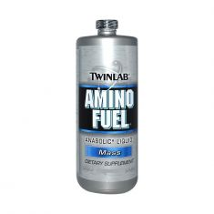 Аминокислоты TWINLAB Amino Fuel Liquid - апельсин - 474 мл