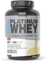 Протеин VP Lab 100% Platinum Whey - 2,3 кг