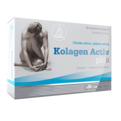 Коллаген OLIMP Kolagen Active Plus - 80 таблеток